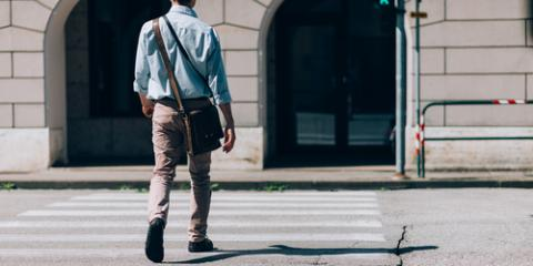 What to Know When Filing a Pedestrian Accident Claim , New York, New York