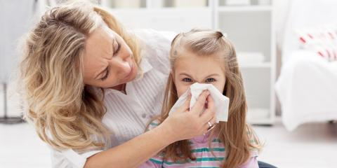 3 Signs Your Child Is Too Sick for School, Orange Beach, Alabama