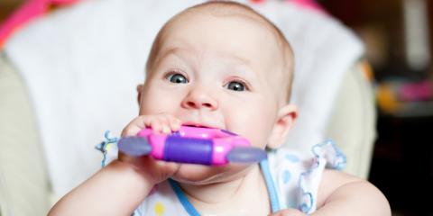 A New Parent's Guide to Teething, Anchorage, Alaska