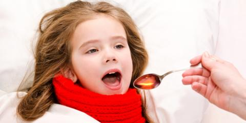 Pediatric Dentist Explains How Sweetened Medications Can Cause Cavities, Anchorage, Alaska