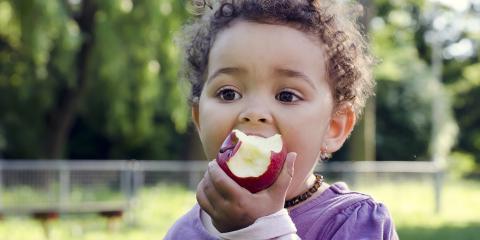 The Best & Worst Foods for Children's Teeth, Asheboro, North Carolina