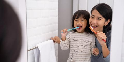 3 Factors to Consider for a Child's Electric Toothbrush, Ewa, Hawaii