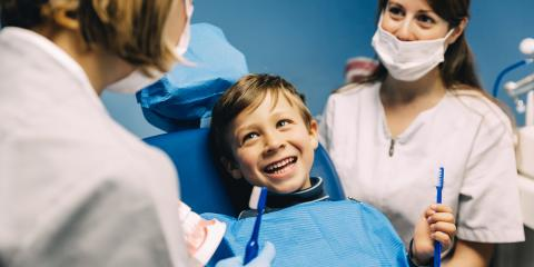 A Pediatric Dentist's Guide to Dental Care for Children of all Ages, Somerset, Kentucky