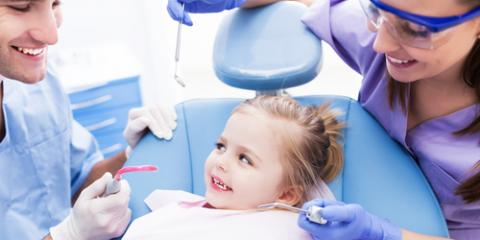 3 Reasons Your Child Needs a Pediatric Dentist, Lexington-Fayette Central, Kentucky