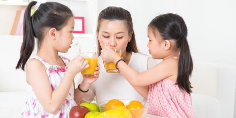 5 Unhealthy Drinks for Your Child's Teeth, Honolulu, Hawaii