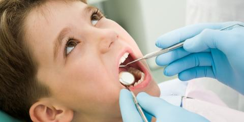 When Should Your Child Visit the Pediatric Dentist for the First Time?, Campbell, Wisconsin