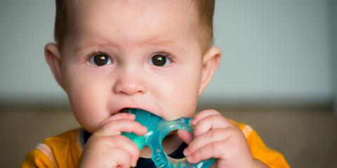 3 Tips to Soothe a Teething Baby, Chillicothe, Ohio