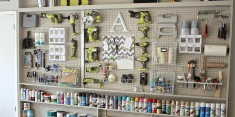 DIY-13 Creative Ways To Use Pegboard , Dayton, Ohio