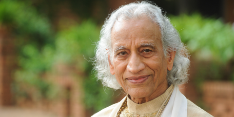The Ultimate Stress Relief: A Rare Chance to Learn from world-renowned Yogi Master Amrit Desai presented by Naples' Stonewater Studio, September 23rd & 24th, Naples, Florida
