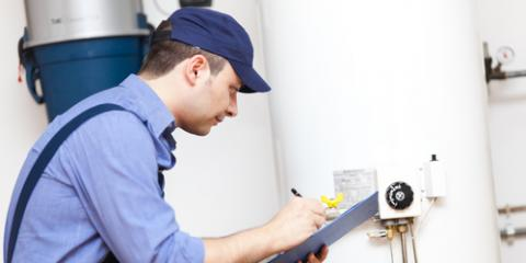 What to Do When Your Water Heater Leaks, Pekin, Illinois