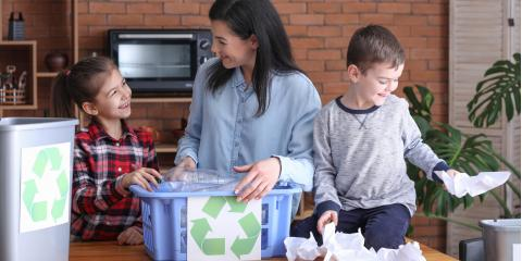 How to Make Recycling Interesting for Your Kids, Pekin, Illinois