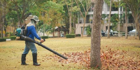 5 Tips for Troubleshooting Your Leaf Blower, Pell City, Alabama