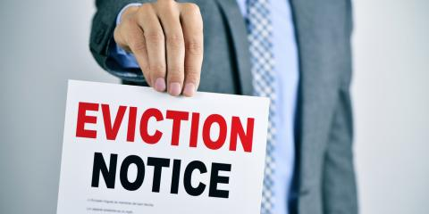 Real Estate Lawyer Shares 3 Things to Do When Facing Eviction, Pell City, Alabama