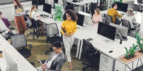 The Pros & Cons of Open Office Layouts, Pembroke Pines, Florida