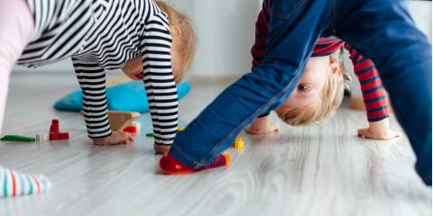 The Top 3 Benefits of Gymnastics for Toddlers, Penfield, New York