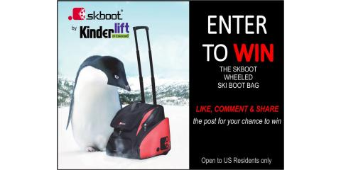 Enter to win a Skboot boot bag!, Denver, Colorado