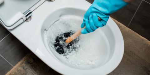5 Items That Should Never Be Flushed Down The Toilet, Peninsula, Ohio