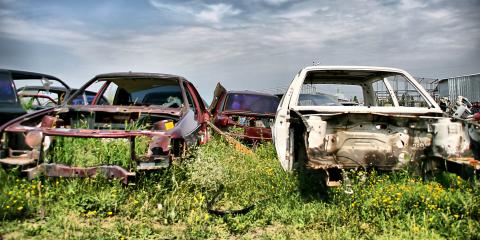 The Top 3 Environmental Benefits of Recycling Junk Cars, Philadelphia, Pennsylvania