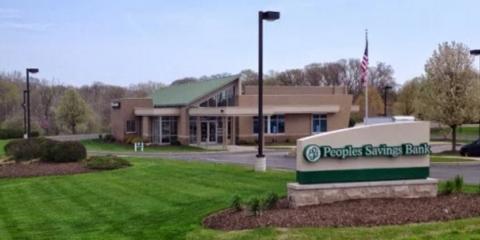 Peoples Savings Bank, Banks, Finance, O'Fallon, Missouri