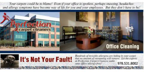 Allergies Getting the Better of You? Take Advantage of Boston's Best Carpet Cleaning Services!, Peabody, Massachusetts