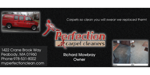 Perfection Carpet Cleaners, Carpet and Rug Cleaners, Services, Peabody, Massachusetts