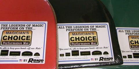 Why You Need a Magician's Choice Performance Mat, Brookhaven, New York