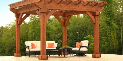 3 Pergola Design Tips to Transform Your Backyard, Alpharetta, Georgia