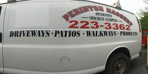 Perinton Masonry, Masonry, Services, Fairport, New York