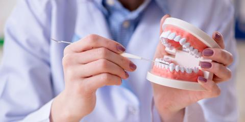 Understanding the Difference Between Gingivitis & Periodontal Disease, Denver, Colorado