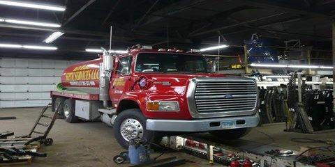 Avoid Truck Suspension Repairs by Following a Routine Maintenance Schedule , Waterbury, Connecticut