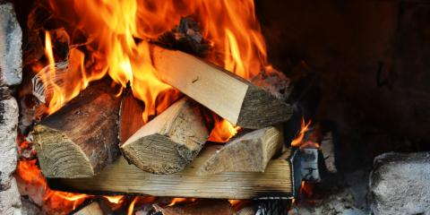 Firewood Delivery Experts on the Best Types of Firewood Available, Perryville, Missouri