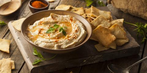 5 Creative Ideas for Eating More Hummus, Atlanta, Georgia