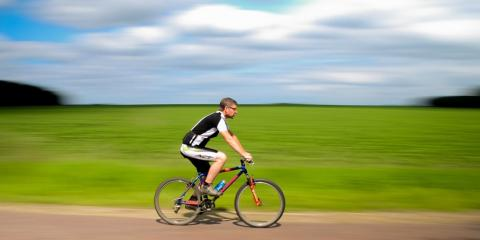 What's Better, Cycling or Running? Omni Fitness Center Explains, Hempstead, New York