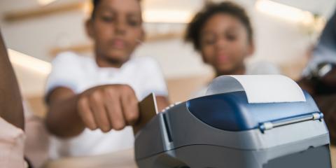 When Should Your Child Get a Debit Card?, Elizabethtown, Kentucky