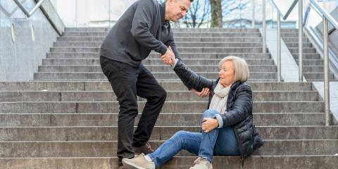 What You Should Know About Slip & Fall Accidents, Dothan, Alabama