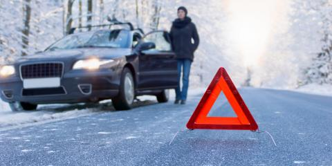 5 Winter Driving Tips to Avoid Accidents, Hamilton, Ohio