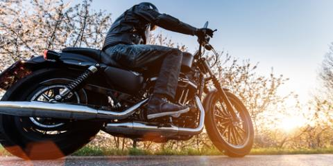3 Common Injuries Sustained in Motorcycle Accidents, Homerville, Georgia