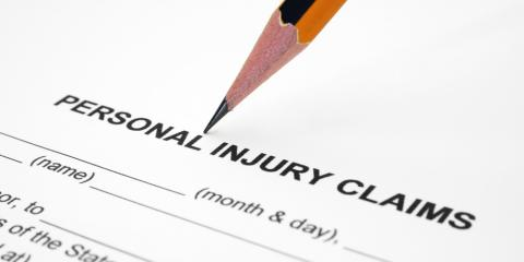 Texarkana Personal Injury Lawyer Explains What a Claim Is, Texarkana, Texas