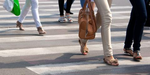 Personal Injury Lawyer Shares 3 Pedestrian Safety Tips, 1, West Virginia