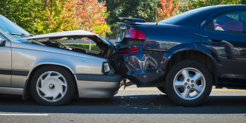 What to Do Before Leaving the Scene of a Car Accident, New City, New York