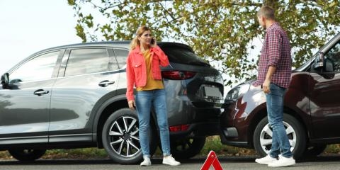 5 Crucial Steps to Follow Immediately After a Car Accident - Larry J
