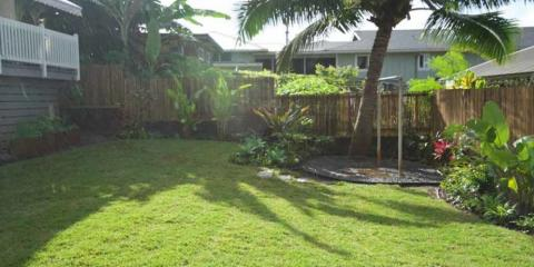 3 Considerations When Installing Sod in Tropical Climates, Honolulu, Hawaii