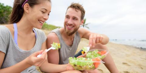 Why Maintain a Healthy Diet While Exercising?, Clearview, Washington