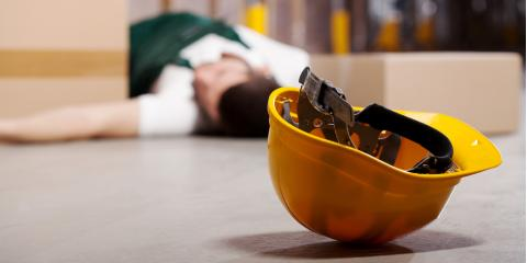 Can I File a Personal Injury Claim When Hurt at Work?, High Point, North Carolina