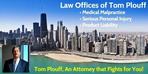 Tom Plouff, Esq. Discusses Medical Malpractices & Birth Injury Incidents, Chicago, Illinois