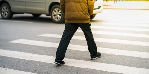 What to Do if You Get Hit by a Car as a Pedestrian, Fairfield, Connecticut