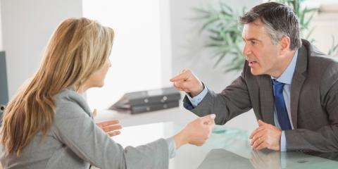 Can You Sue for Verbal Assault? A Personal Injury Lawyer Provides Answers, Baltimore, Maryland