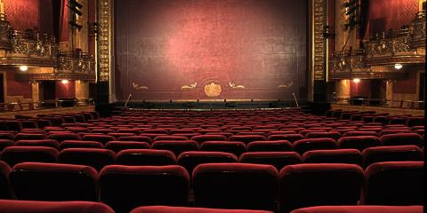 Theaters are still empty, ,