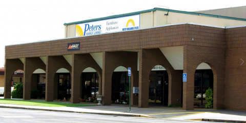 Peters Family Living, Furniture, Shopping, Russellville, Arkansas