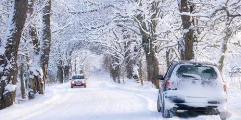 3 Ways to Navigate Icy Road Conditions Safely, Galesburg, Illinois